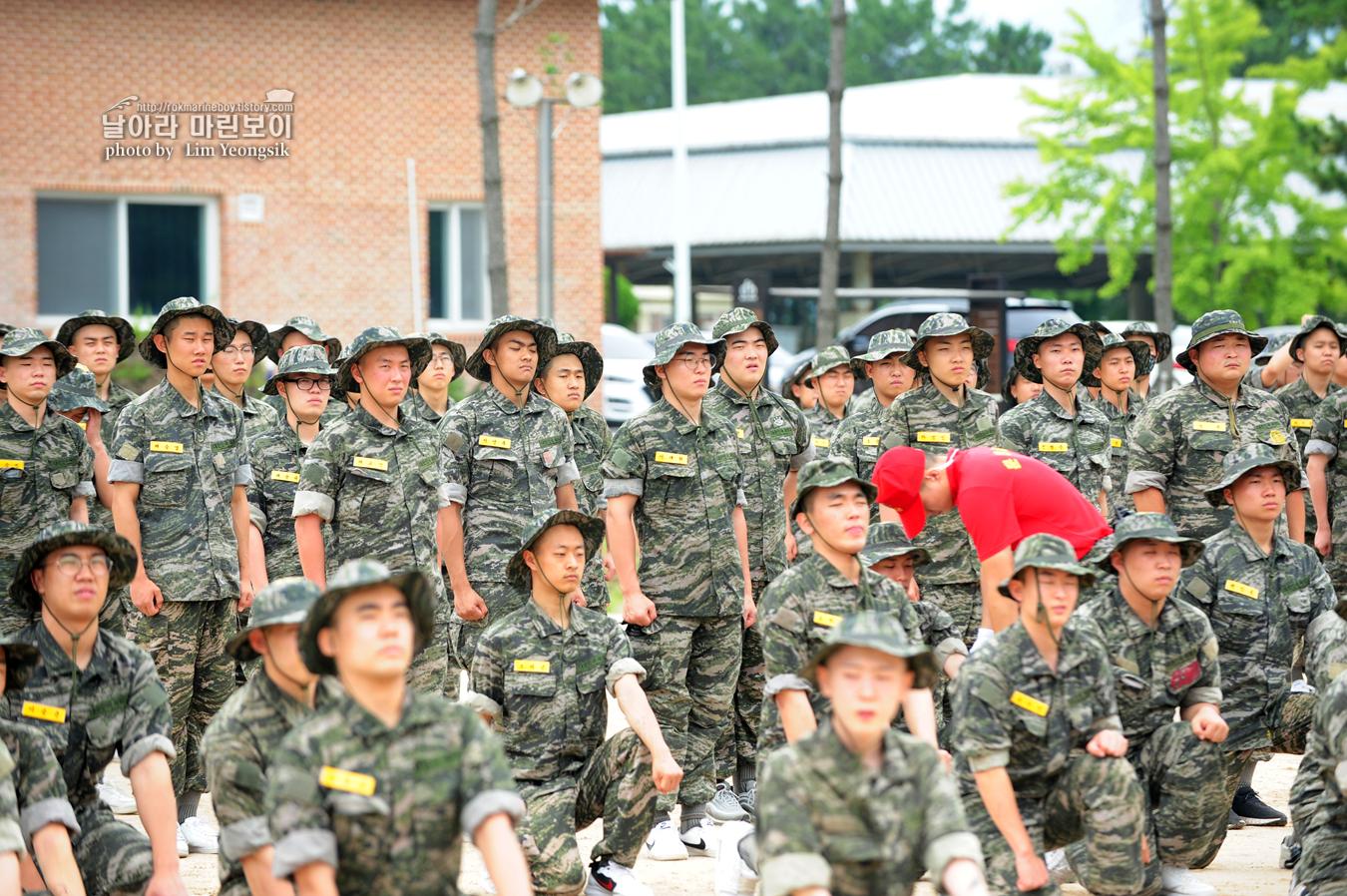해병대 신병 1248기 3교육대 1주차_0116.jpg
