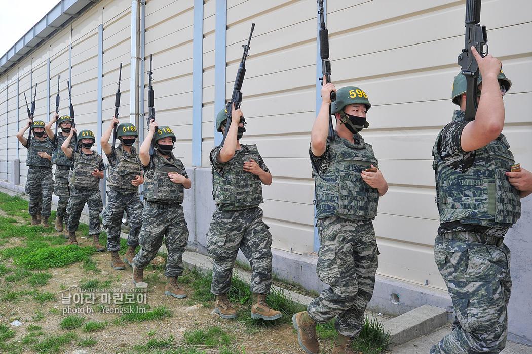 해병대 신병 1260기 5교육대 3주차 전투사격 1_9554.jpg