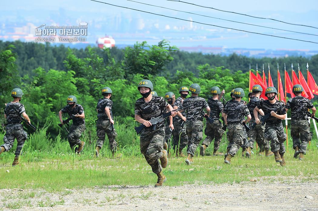 해병대 신병 1260기 5교육대 3주차 전투사격 5_8025.jpg
