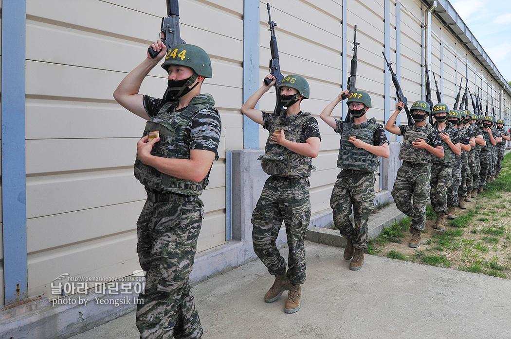해병대 신병 1260기 5교육대 3주차 전투사격 2_9587.jpg