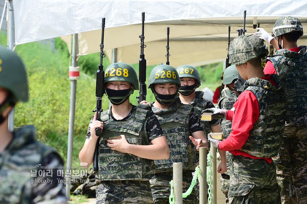 해병대 신병 1260기 5교육대 3주차 전투사격 2_8036.jpg