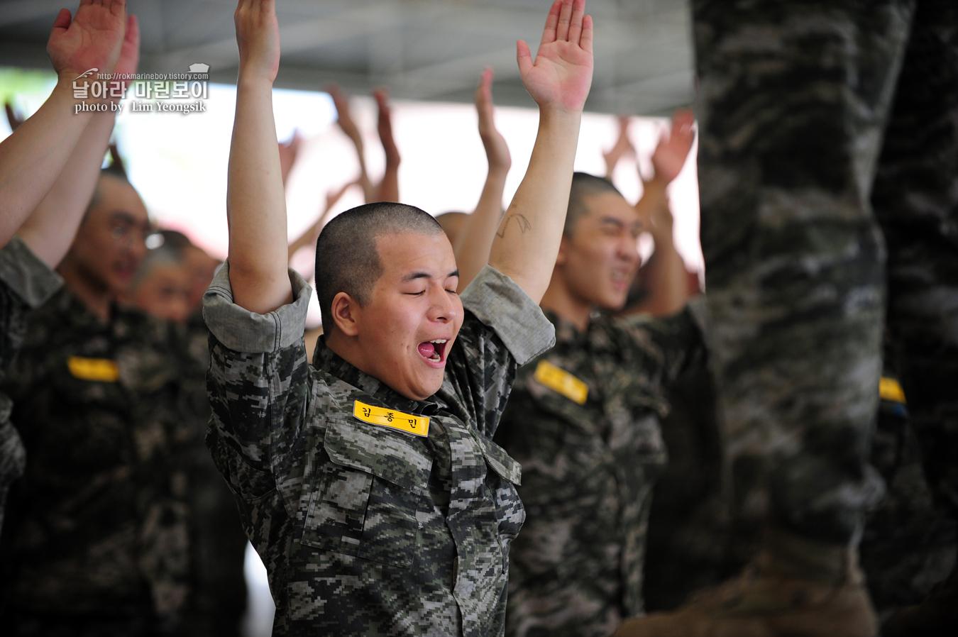 해병대 신병 1248기 5교육대 1주차_0329.jpg