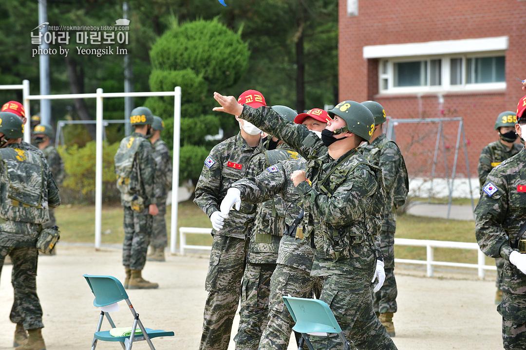 해병대 신병 1262기 3교육대 4주차 수류탄_5732.jpg