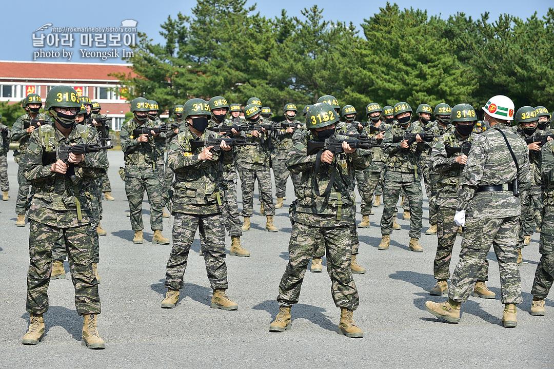 해병대 신병 1262기 3교육대 4주차 총검술_5000.jpg