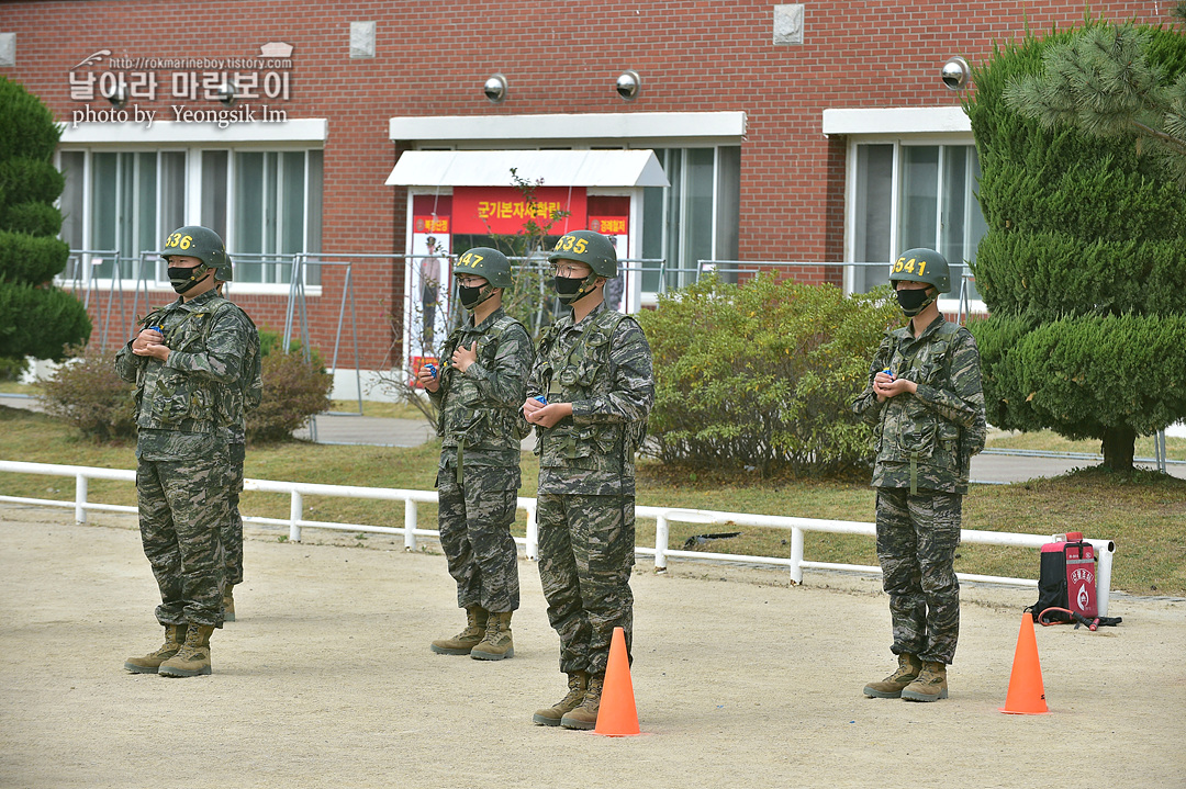 해병대 신병 1262기 3교육대 4주차 수류탄_5731.jpg