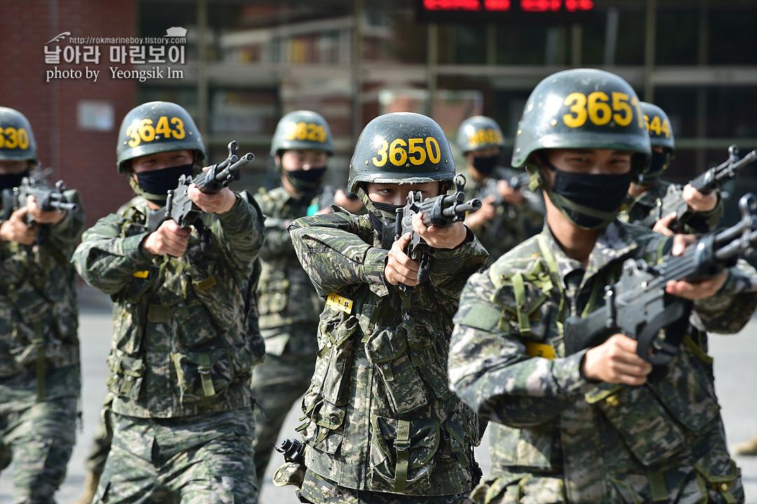 해병대 신병 1262기 3교육대 4주차 총검술_4988.jpg