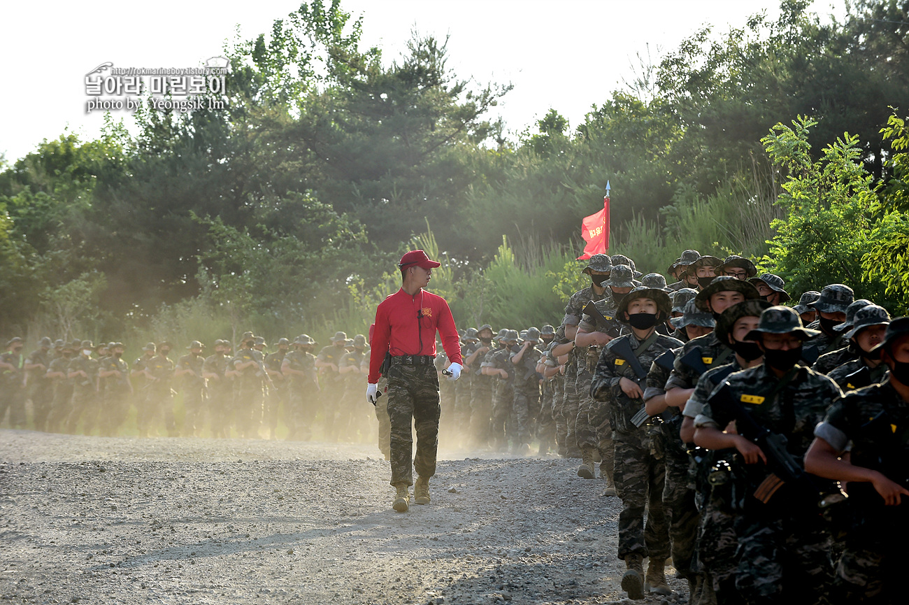 해병대 신병 1258기 5교육대 4주차 훈련모음 _4597.jpg