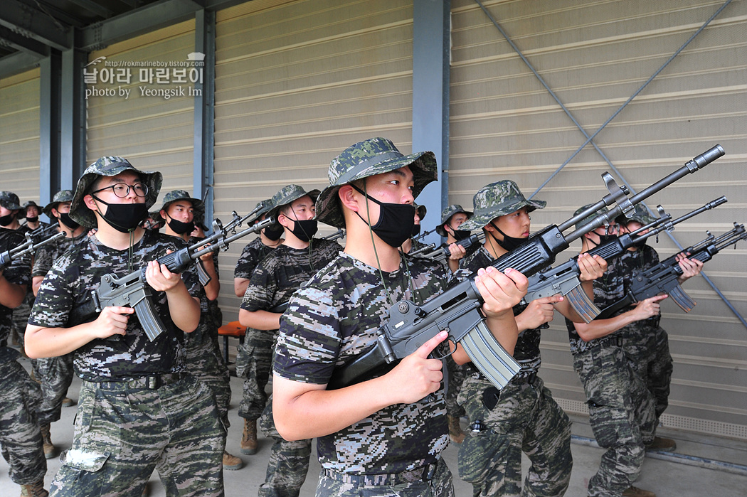 해병대 신병 1260기 5교육대 3주차 전투사격술_9643.jpg