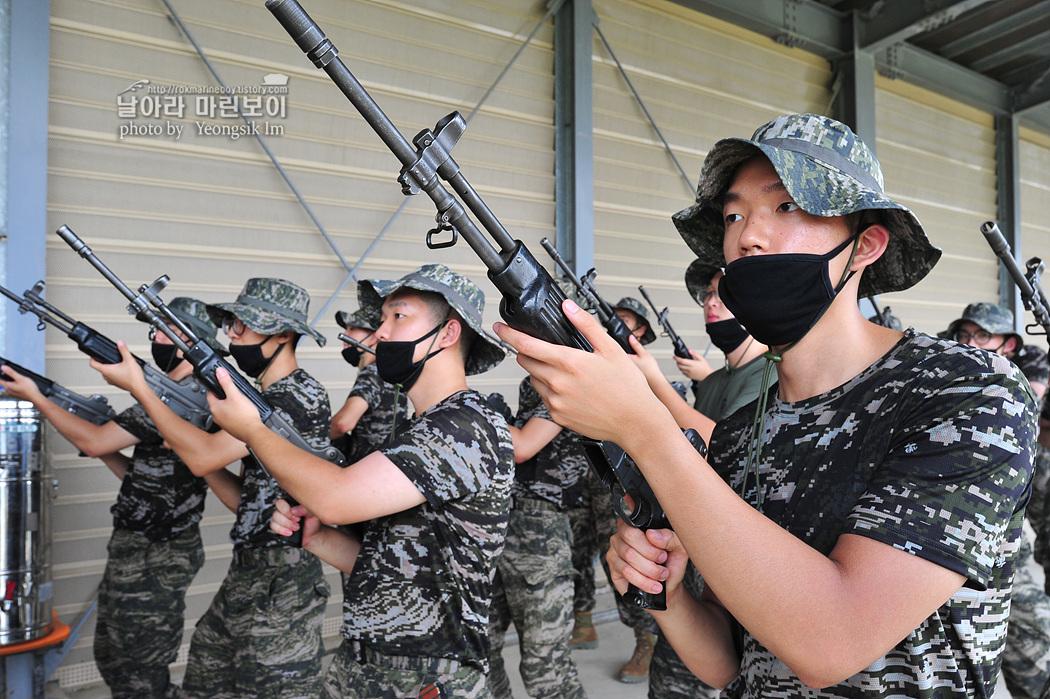 해병대 신병 1260기 5교육대 3주차 전투사격술_9649.jpg