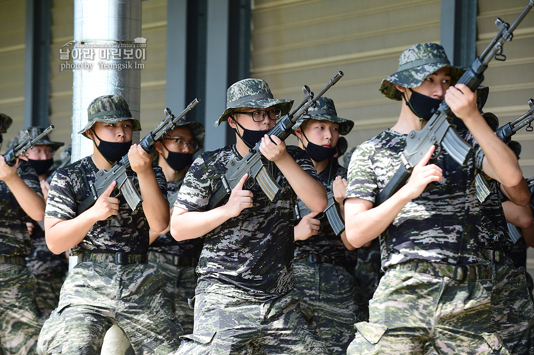 해병대 신병 1260기 5교육대 3주차 전투사격술_9662.jpg