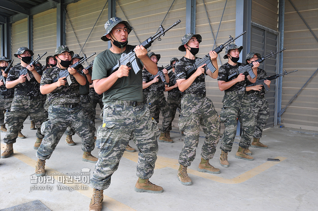 해병대 신병 1260기 5교육대 3주차 전투사격술_9641.jpg