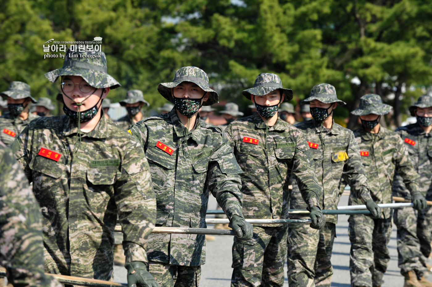 해병대 신병 1255기 극기주 1,2교육대_0408.jpg