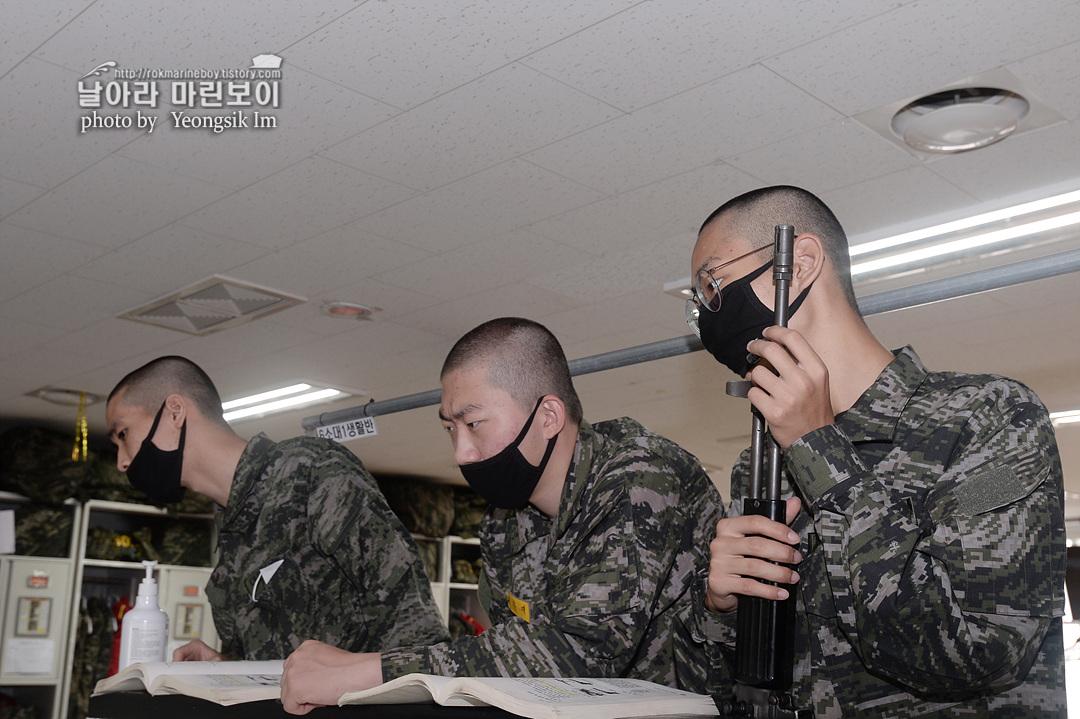 해병대 신병 1262기 5교육대 2주차 군사기초훈련_5910.jpg