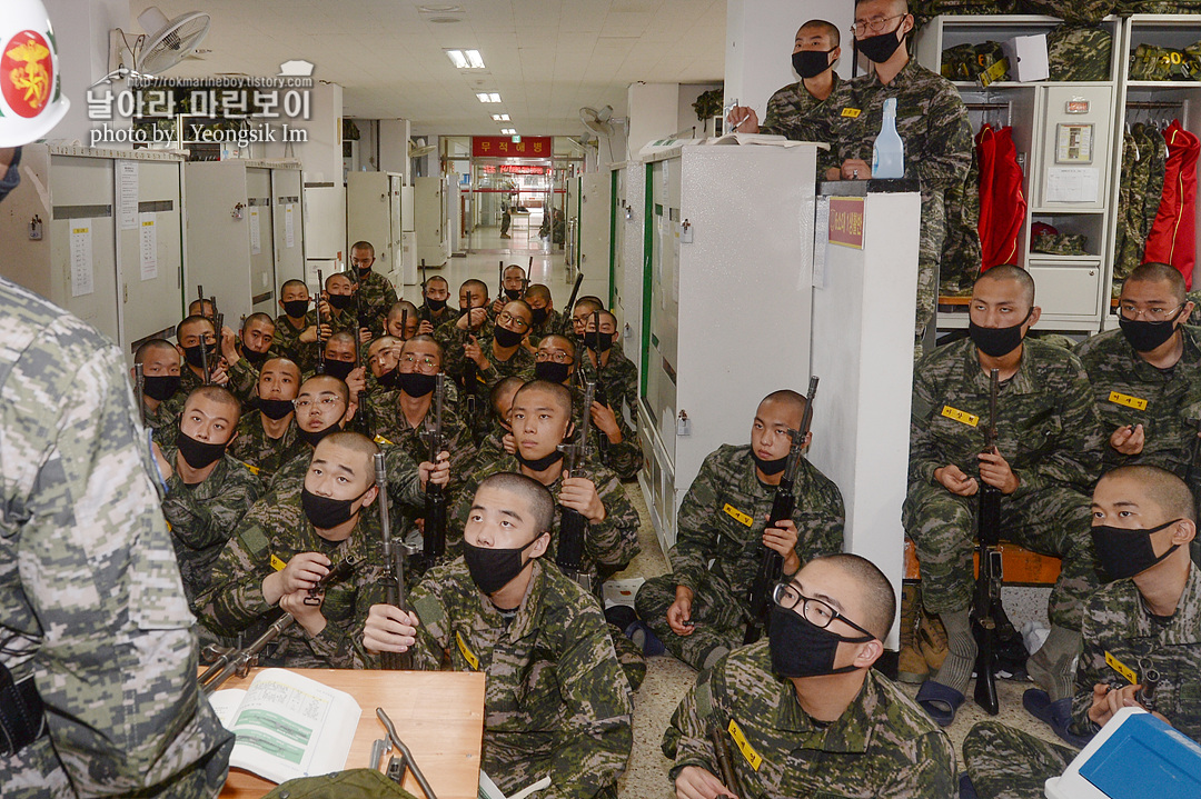 해병대 신병 1262기 5교육대 2주차 군사기초훈련_5911.jpg