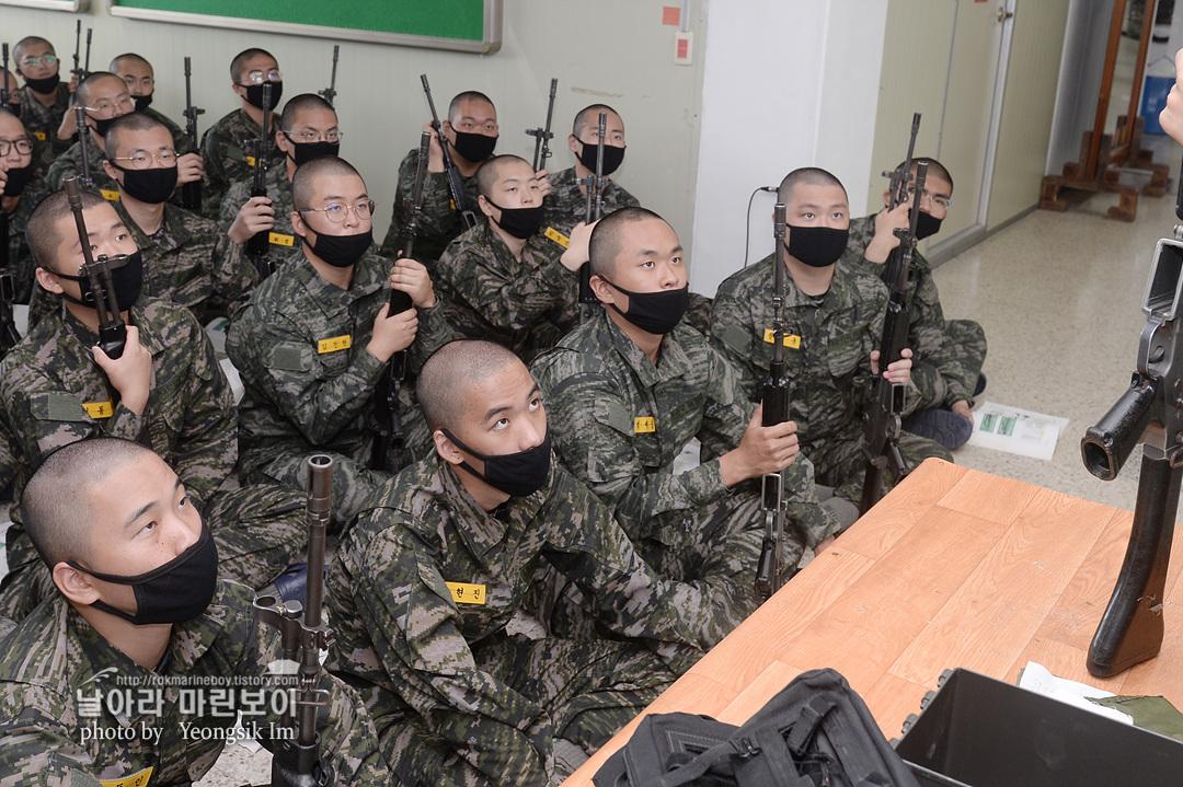 해병대 신병 1262기 5교육대 2주차 군사기초훈련_5888.jpg