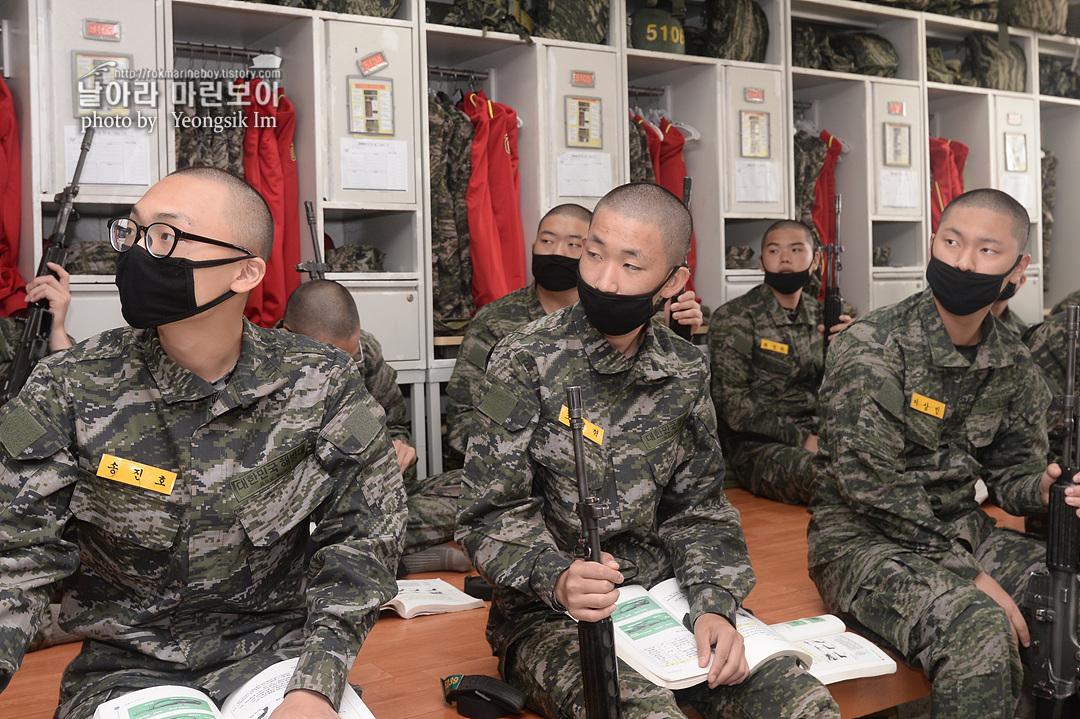해병대 신병 1262기 5교육대 2주차 군사기초훈련_5861.jpg