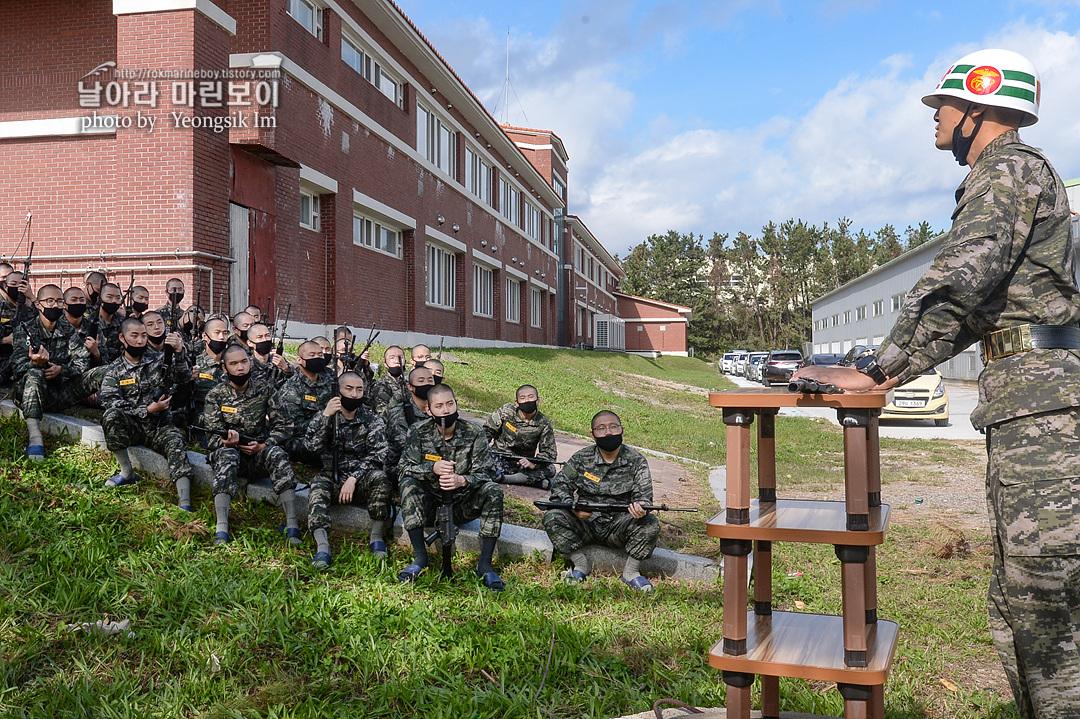 해병대 신병 1262기 5교육대 2주차 군사기초훈련_5878.jpg