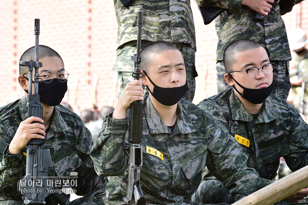 해병대 신병 1262기 5교육대 2주차 군사기초훈련_5878_4.jpg