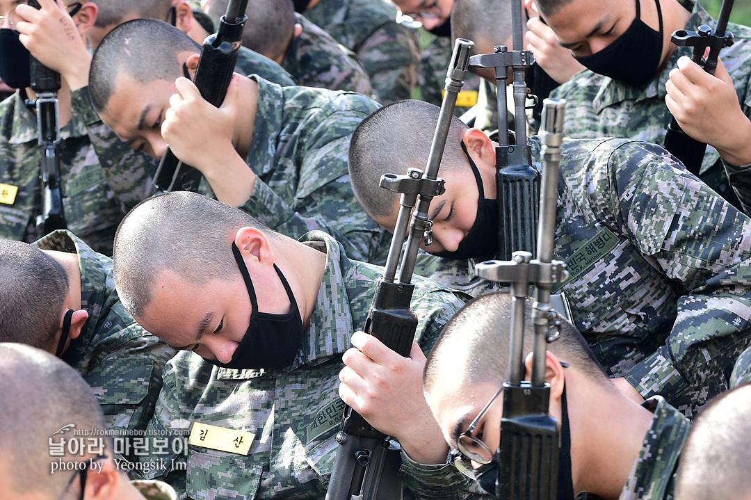 해병대 신병 1262기 5교육대 2주차 군사기초훈련_5913.jpg