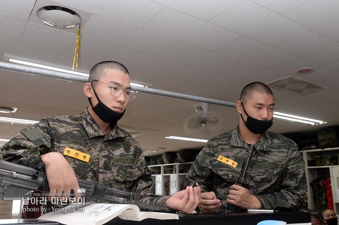 해병대 신병 1262기 5교육대 2주차 군사기초훈련_5906.jpg