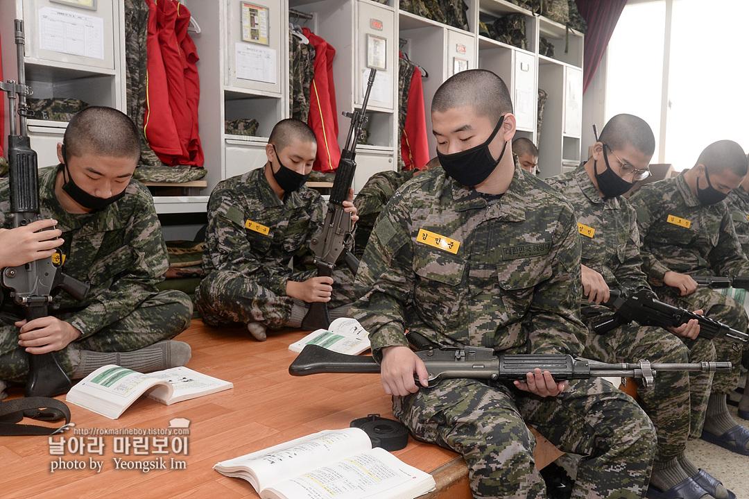 해병대 신병 1262기 5교육대 2주차 군사기초훈련_5864.jpg