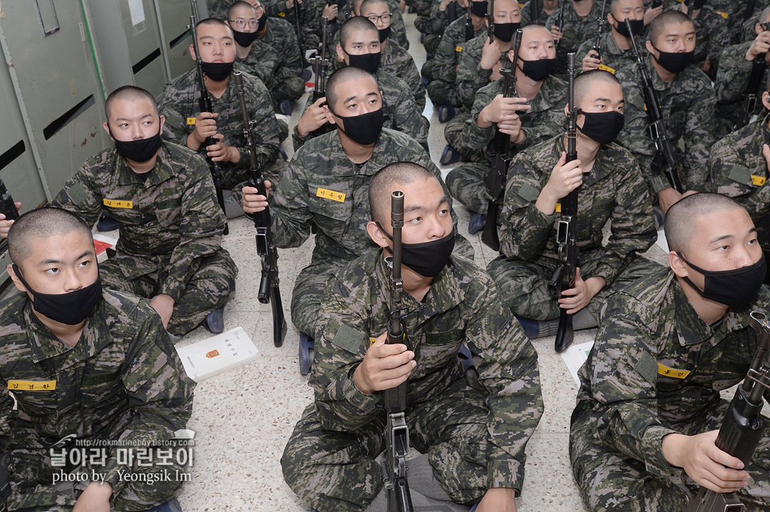 해병대 신병 1262기 5교육대 2주차 군사기초훈련_5889.jpg