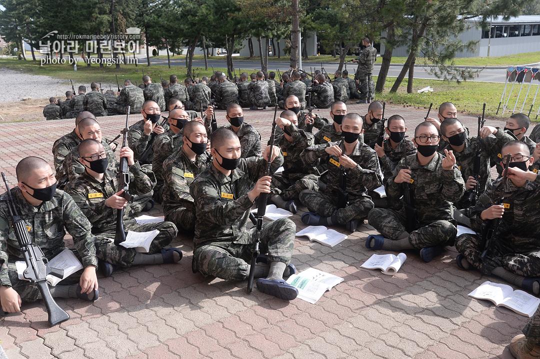 해병대 신병 1262기 5교육대 2주차 군사기초훈련_5872.jpg