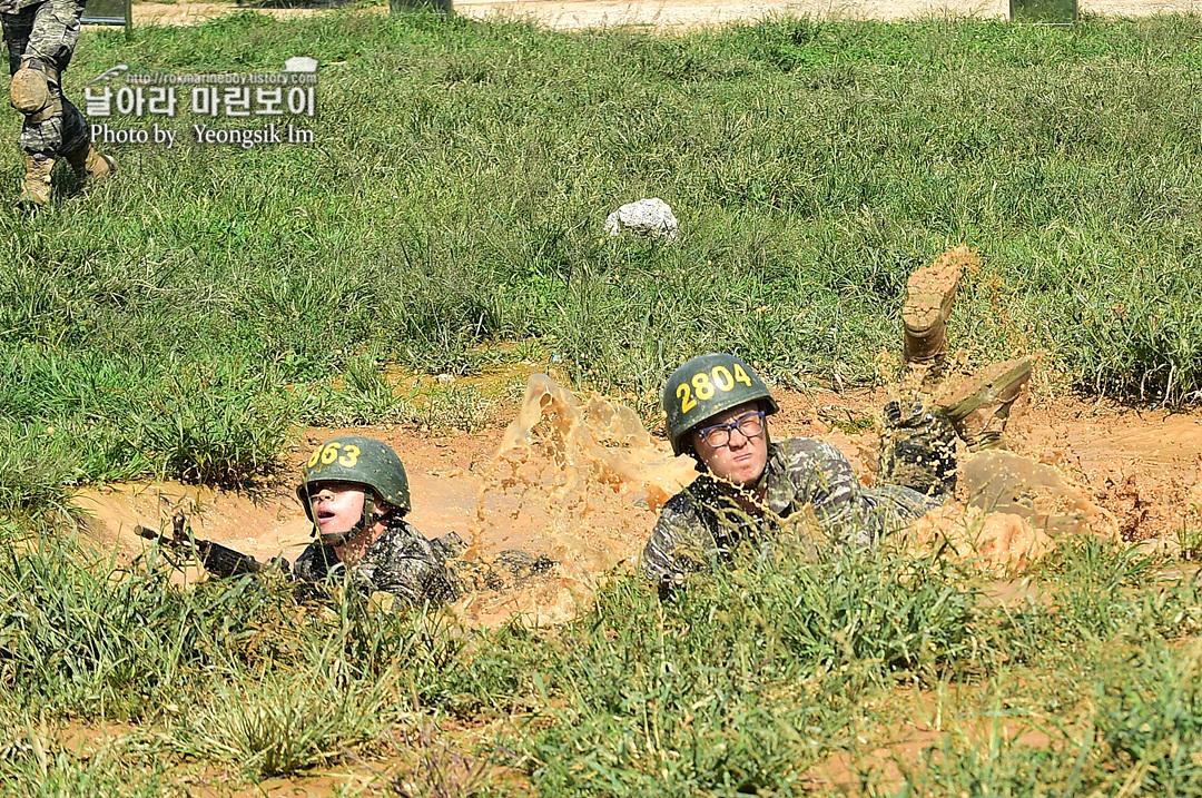 해병대 신병 1261기 2교육대 극기주 각개전투8_8630.jpg