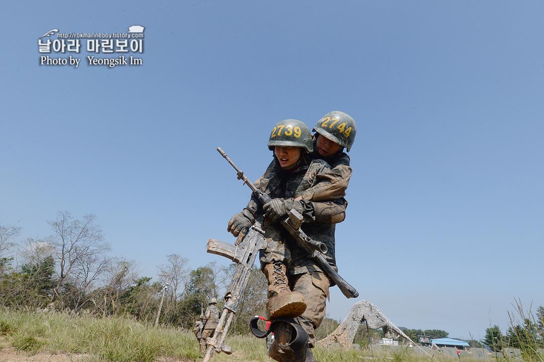 해병대 신병 1261기 2교육대 극기주 각개전투7_4938.jpg