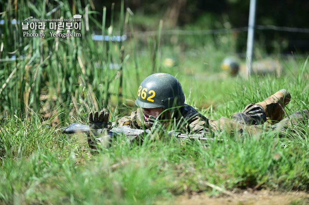 해병대 신병 1261기 2교육대 극기주 각개전투8_8411.jpg