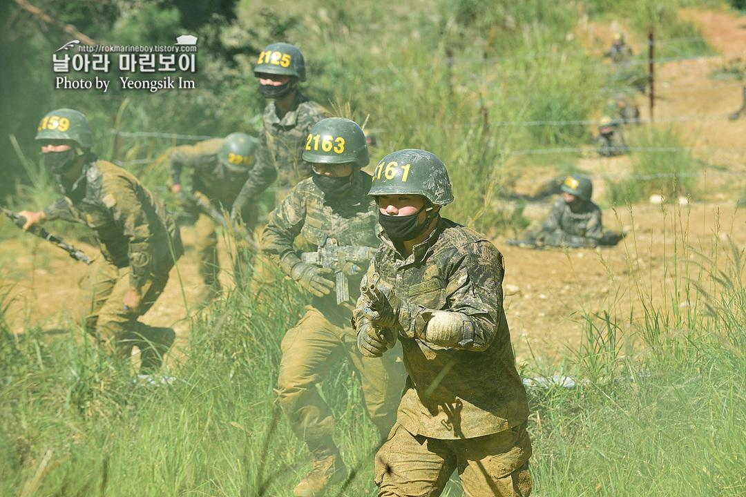 해병대 신병 1261기 2교육대 극기주 각개전투1_8446.jpg