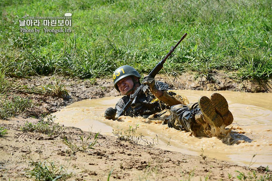 해병대 신병 1261기 2교육대 극기주 각개전투8_8656.jpg