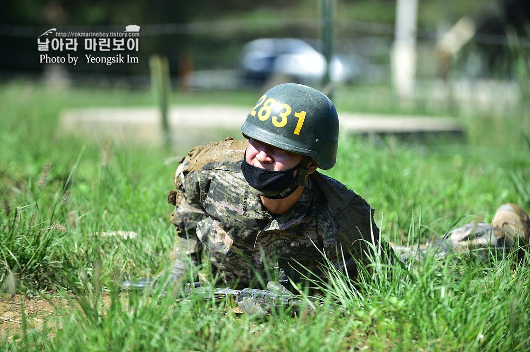 해병대 신병 1261기 2교육대 극기주 각개전투8_8415.jpg