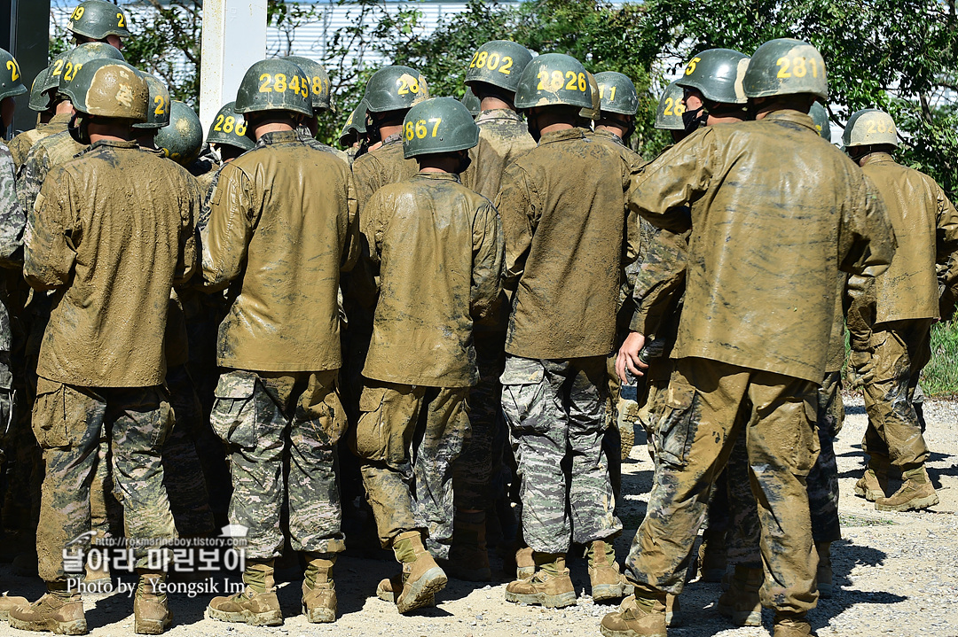 해병대 신병 1261기 2교육대 극기주 각개전투_8527.jpg