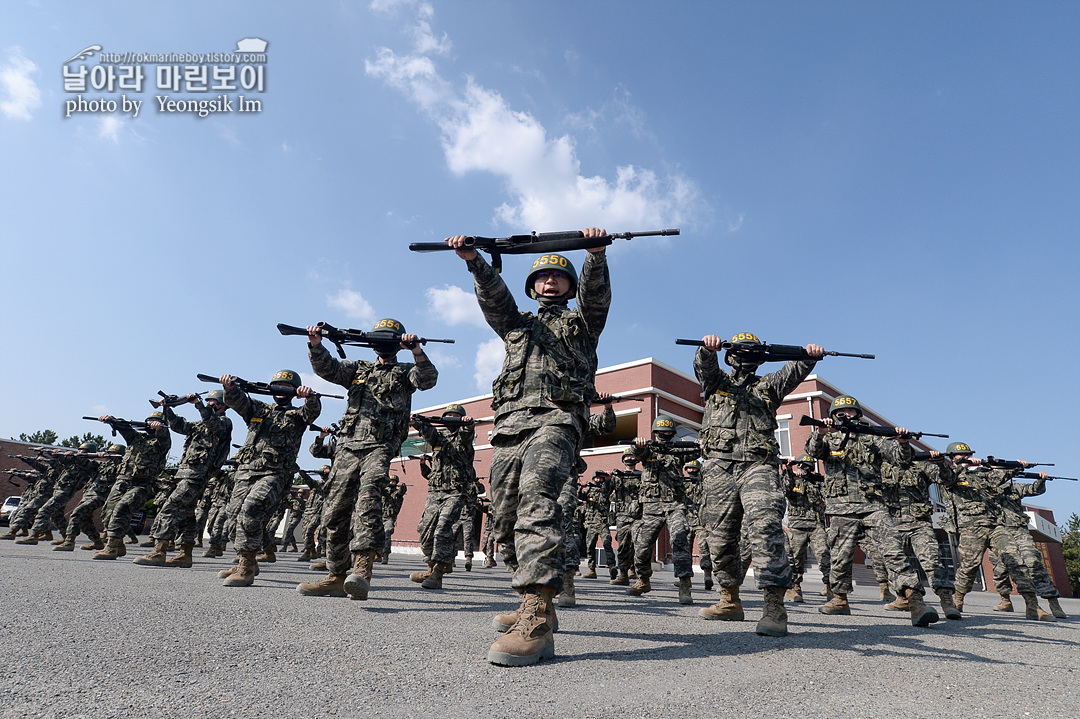 해병대 신병 1262기 5교육대 4주차 훈련모음_4619_1.jpg