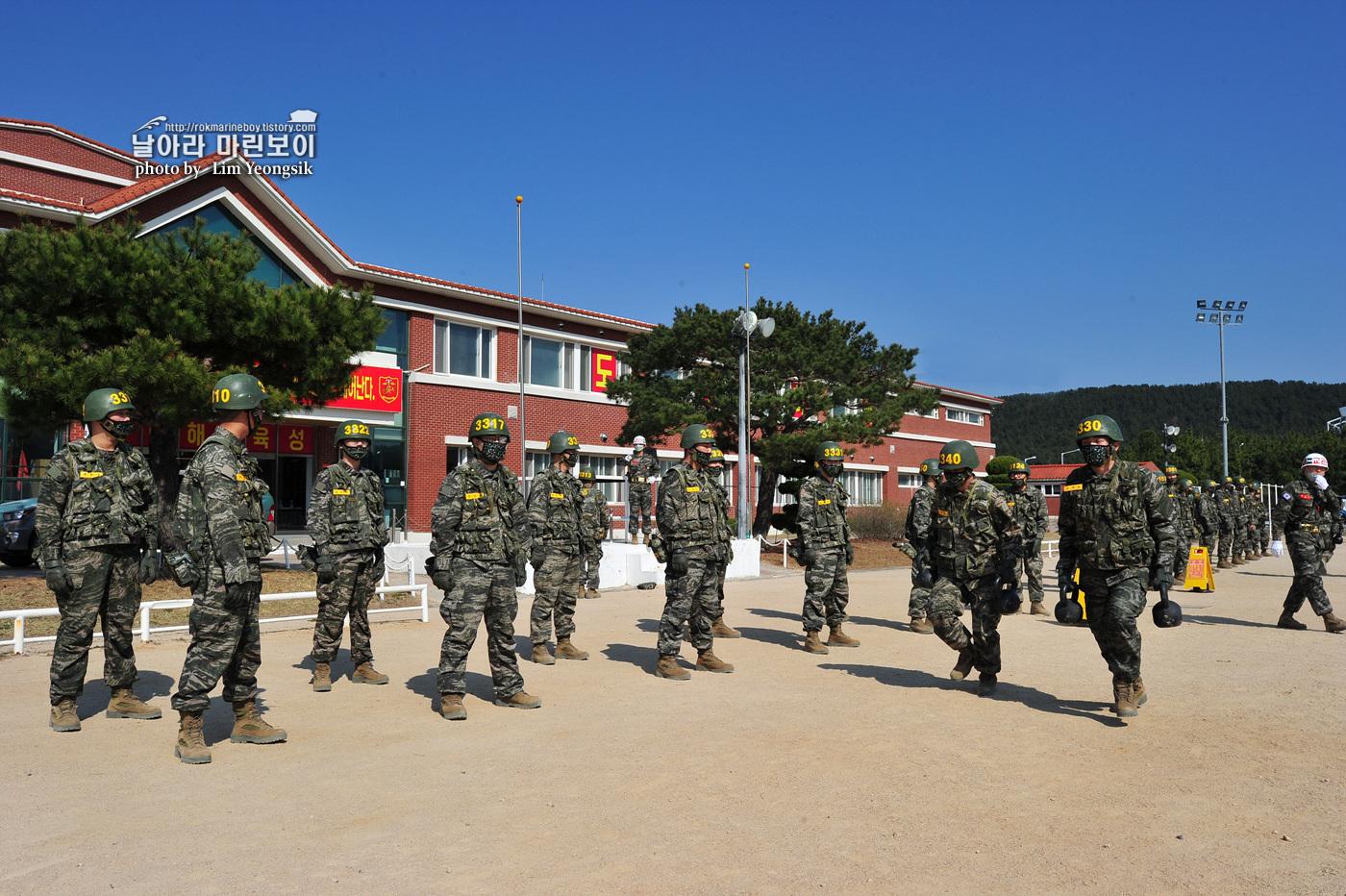 해병대 신병 1256기 2주차 3교육대 전투체력 3_6192.jpg