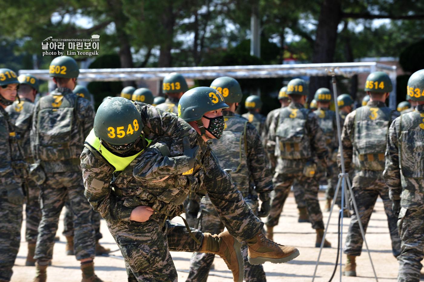 해병대 신병 1256기 2주차 3교육대 전투체력 1_0221.jpg