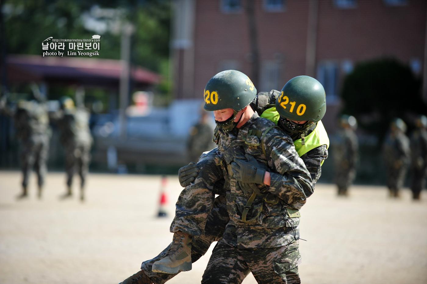 해병대 신병 1256기 2주차 3교육대 전투체력 3_0356.jpg