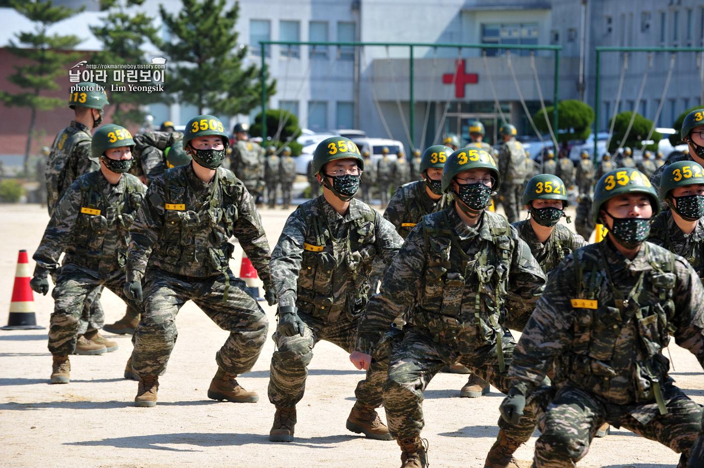 해병대 신병 1256기 2주차 3교육대 전투체력 5_0225.jpg