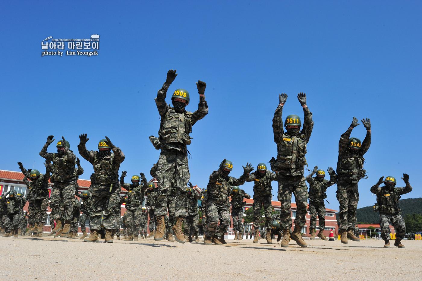 해병대 신병 1256기 2주차 3교육대 전투체력 5_6144.jpg
