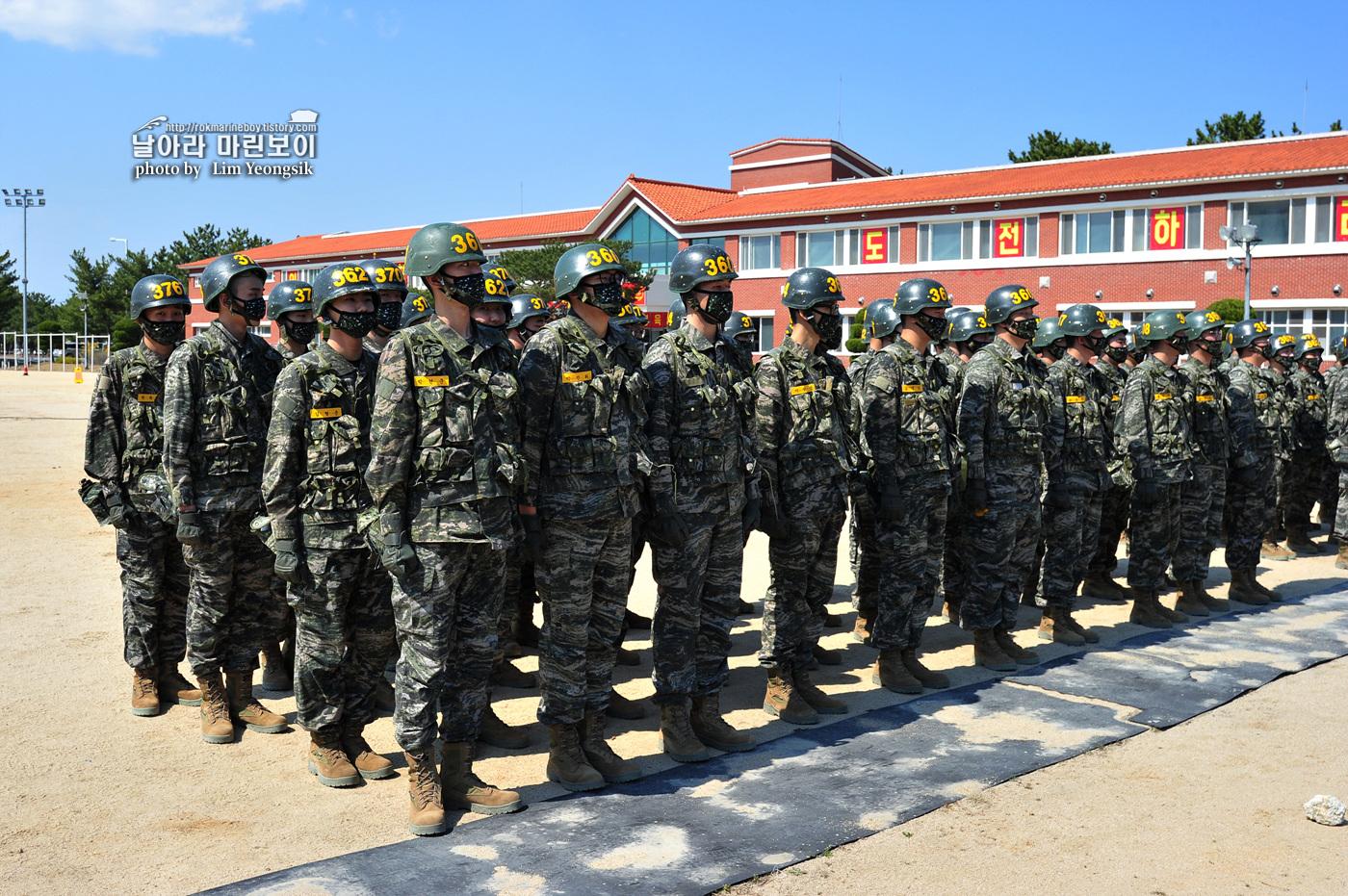 해병대 신병 1256기 2주차 3교육대 전투체력 6_6124.jpg