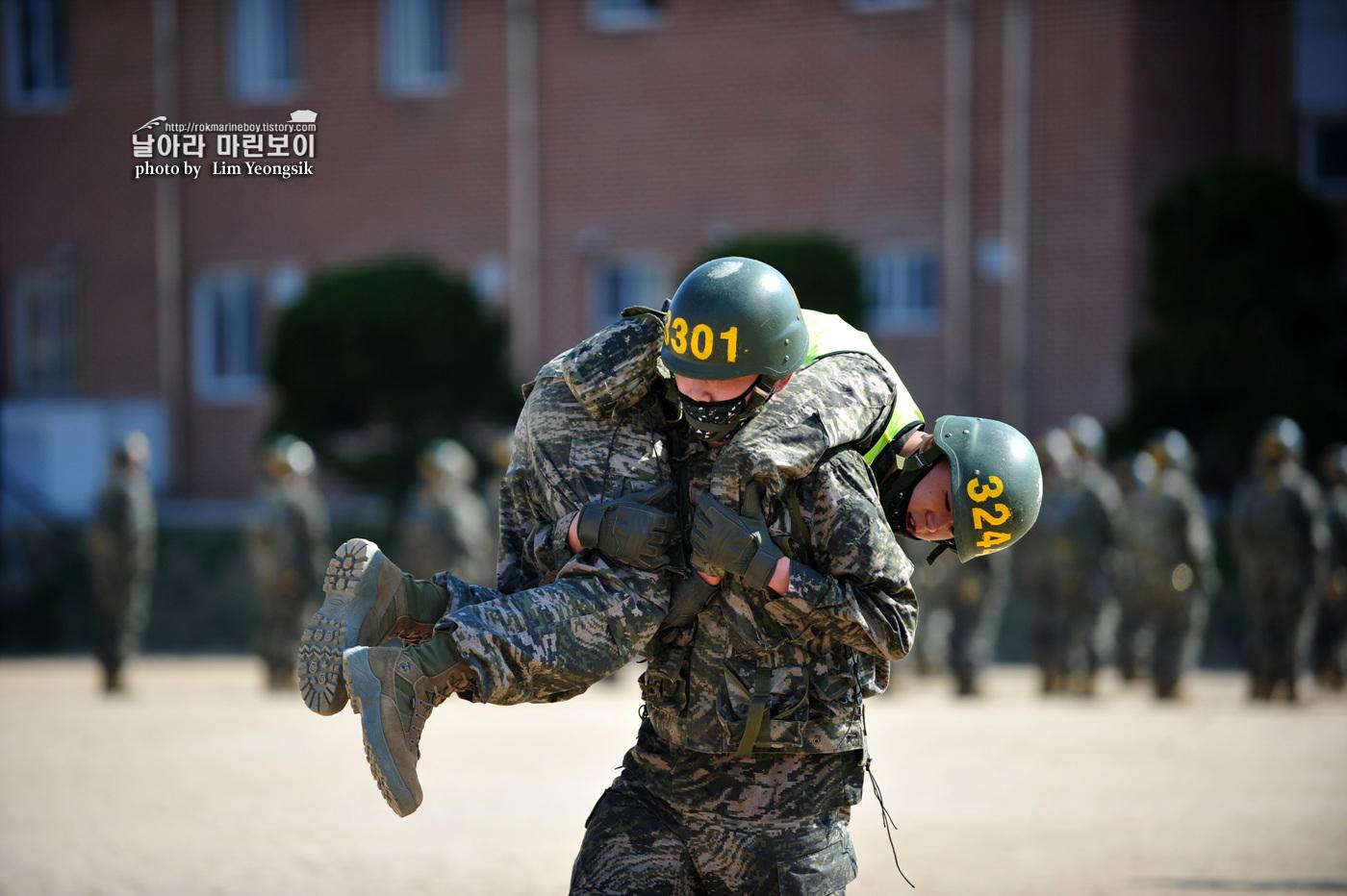 해병대 신병 1256기 2주차 3교육대 전투체력 3_0355.jpg