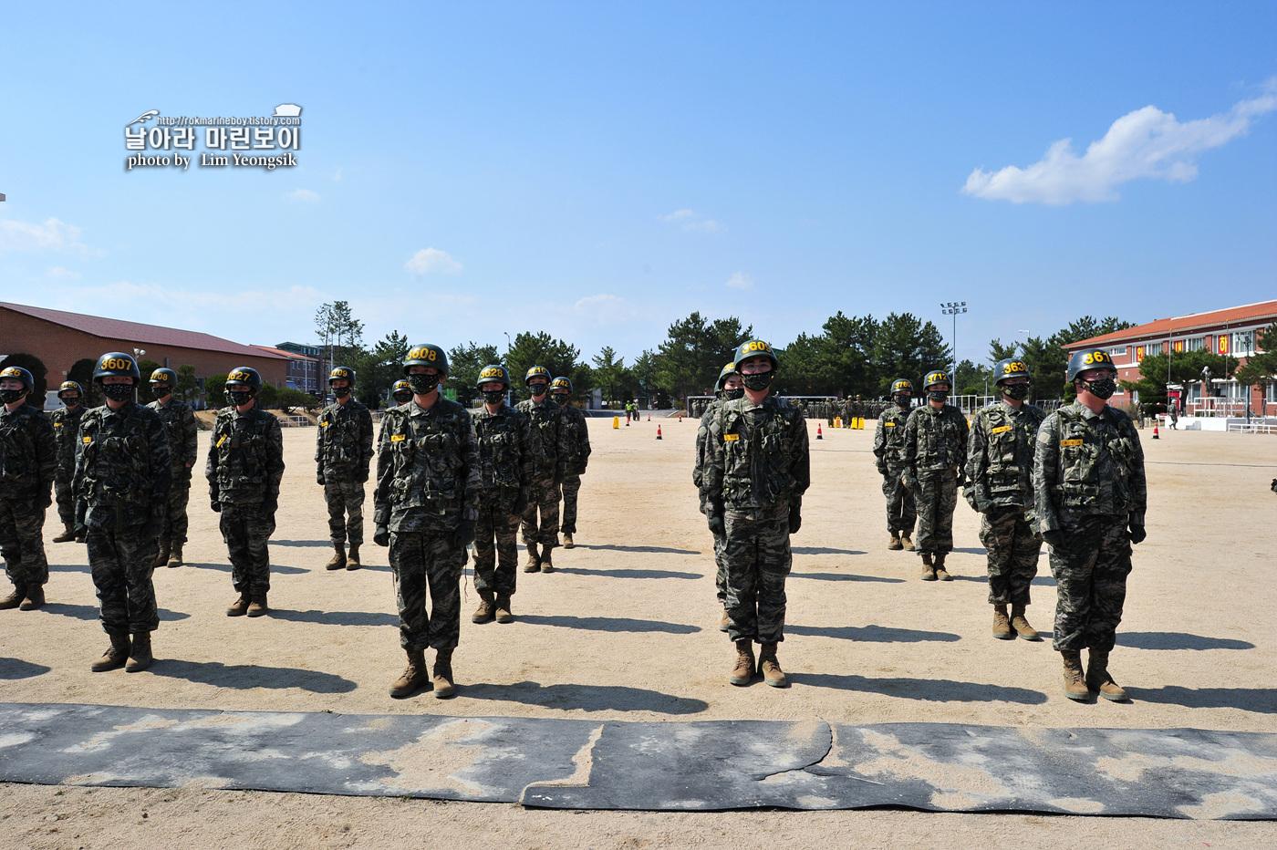 해병대 신병 1256기 2주차 3교육대 전투체력 6_6125.jpg