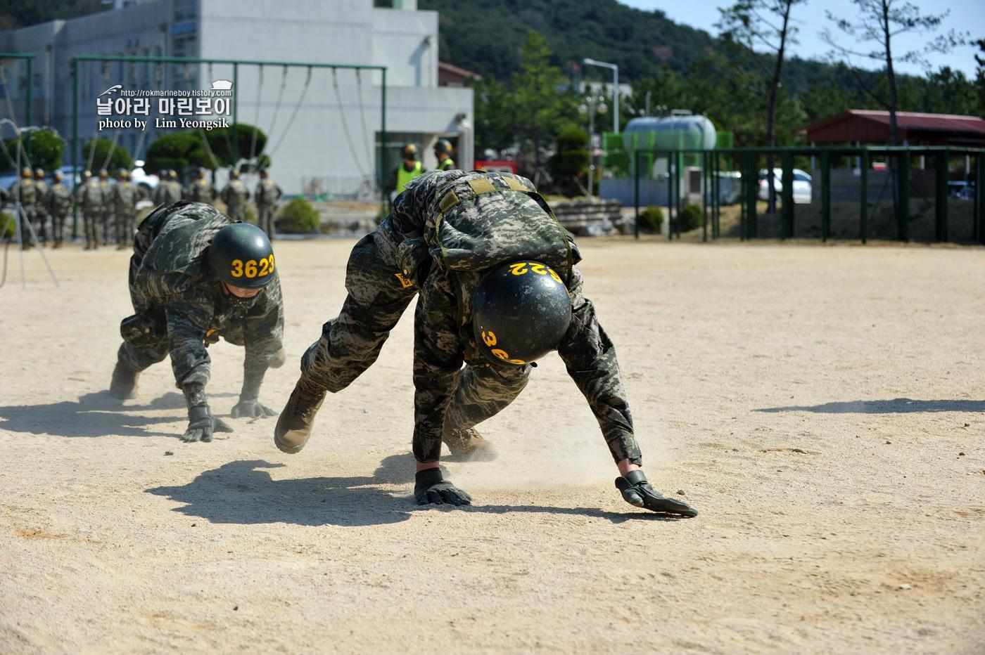해병대 신병 1256기 2주차 3교육대 전투체력 6_0273.jpg