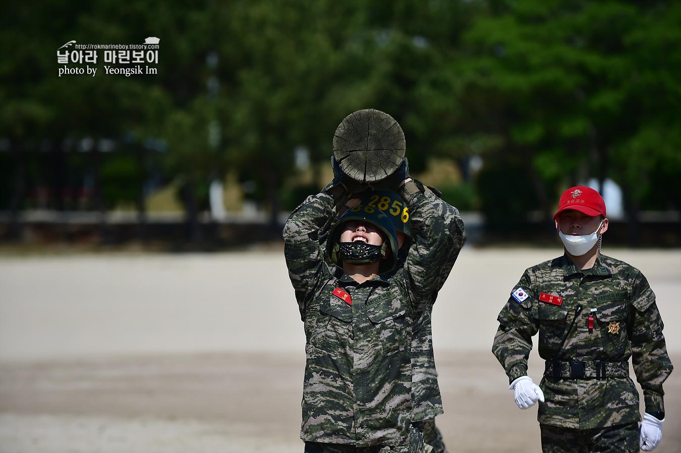 해병대 신병 1257기 2교육대 6주차 목봉 참호격투 8_2128.jpg