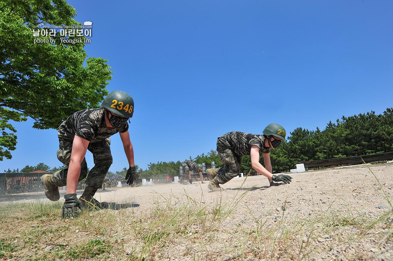 해병대 신병 1257기 2교육대 6주차 목봉 참호격투 3_5461.jpg