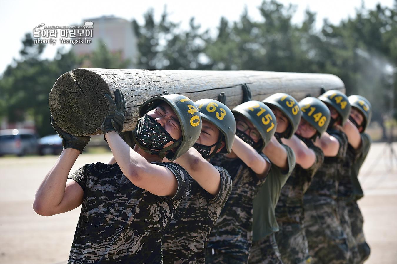해병대 신병 1257기 2교육대 6주차 목봉 참호격투 1_2530.jpg