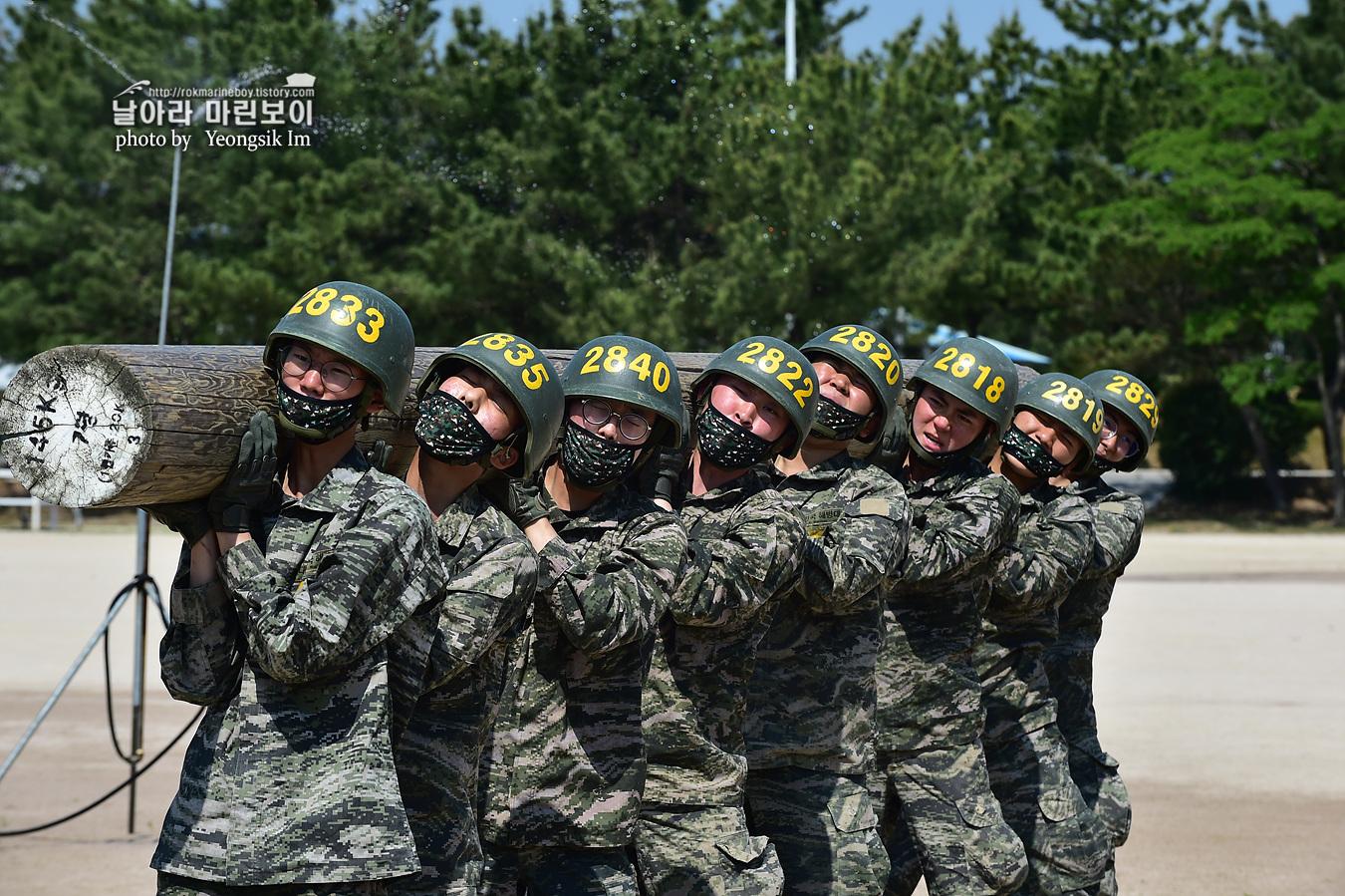 해병대 신병 1257기 2교육대 6주차 목봉 참호격투 8_2100.jpg