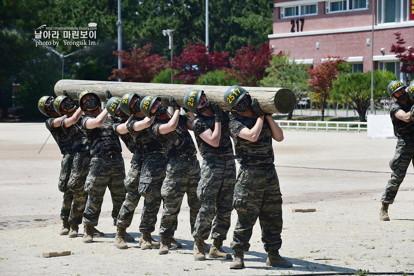 해병대 신병 1257기 2교육대 6주차 목봉 참호격투 5_2413.jpg