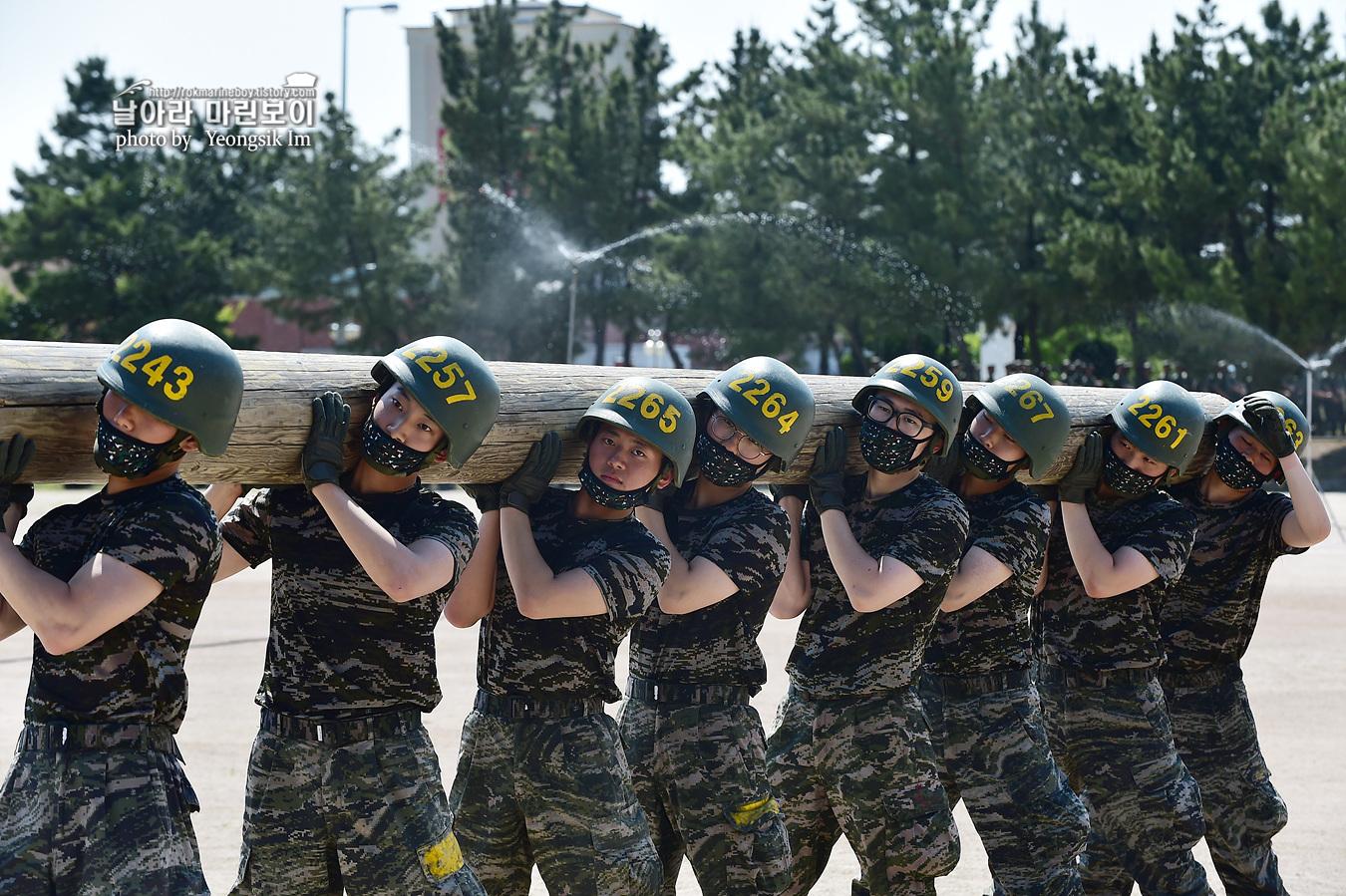 해병대 신병 1257기 2교육대 6주차 목봉 참호격투 2_2463.jpg